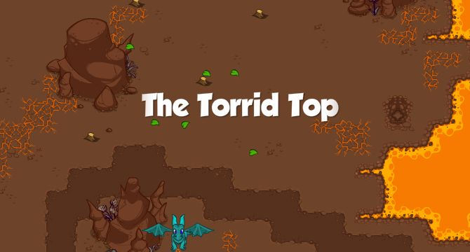 The Torrid Top Banner