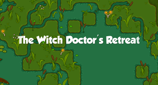 The Witch Doctor's Retreat