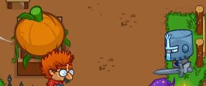 Grown Pumpkin