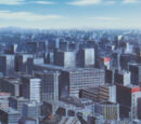 Ginsei City