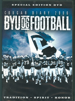 Cougar Diary 2006 Football DVD