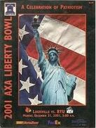 2001 Liberty Bowl Guide