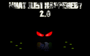 What Just Happened 2.0 poster