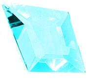 Cyan-Crystal