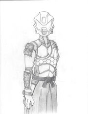 Kamari (low Quality) Pencil