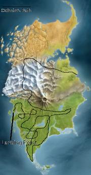 Odhran's Path