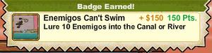 Enemigos Can't Swim