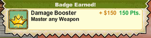 Damage Booster