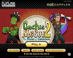 Cactus mccoy 2 titlecard
