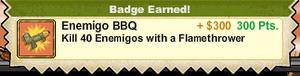 Enemigo BBQ