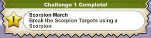 Scorpion March