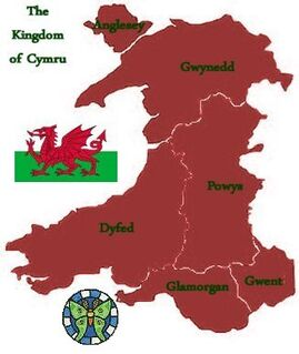 Wales map 3