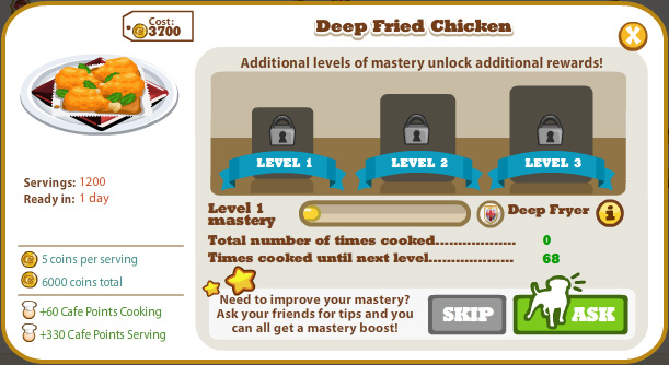 DFC-mastery
