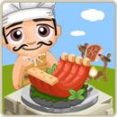Taste test rackasaurus ribs