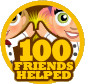 100friendsHelped