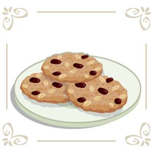 Superoatmealcookies