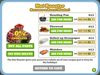 Nutroasterbuildable