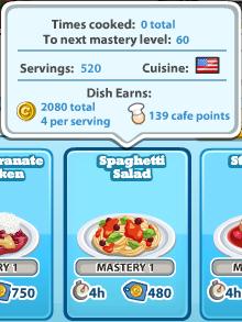 Spaghettisalad