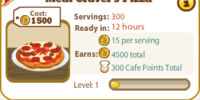 Meat Craver's Pizza