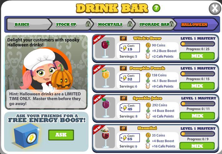 DrinkBar-Halloween