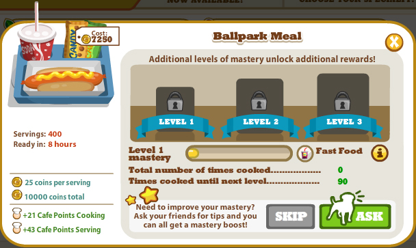BM-mastery