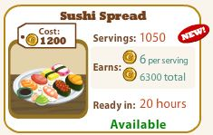 SushiSpread-Cookbook