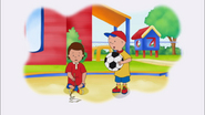 Caillou Follow the Leader 0031