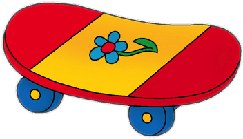 File:Caillou Skateboard.png
