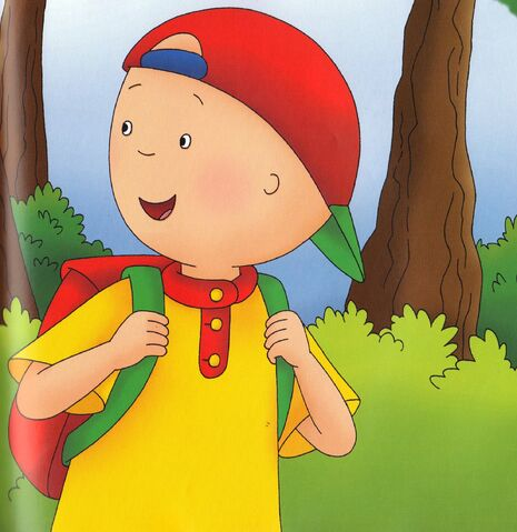 File:Caillou Out Hiking.jpg
