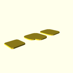 OpenSCAD linux i686 mesa-dri-r300 wicr regression opencsgtest minkowski2-tests-expected