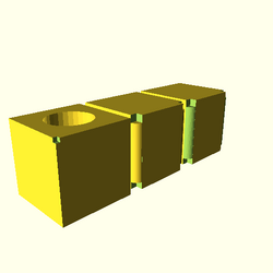 OpenSCAD win 586 ati-radeon-x300 hdrv regression opencsgtest render-tests-expected