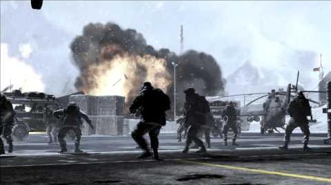 Call of Duty Modern Warfare 2 - Intro