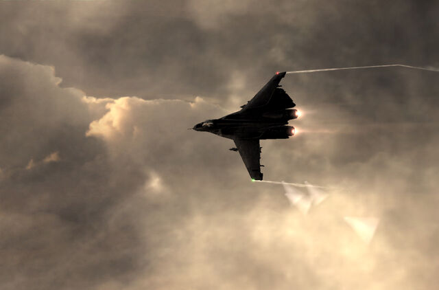 File:MiG-29 pulling out Turbulence MW3.jpg