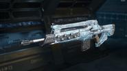 M8A7 Gunsmith Model Ice Camouflage BO3