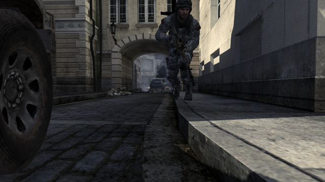 File:AdvancedRookie Lockdown soldier running with suppressed weapon.png