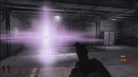 Black Ops Zombie Ascension Gersch Device Into The Black Hole!