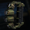 Brass Knuckles Gunsmith Model Chameleon Camouflage BO3.png