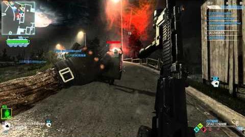 Call of Duty Online Night Farm Deathmarch GPAS-12 gameplay