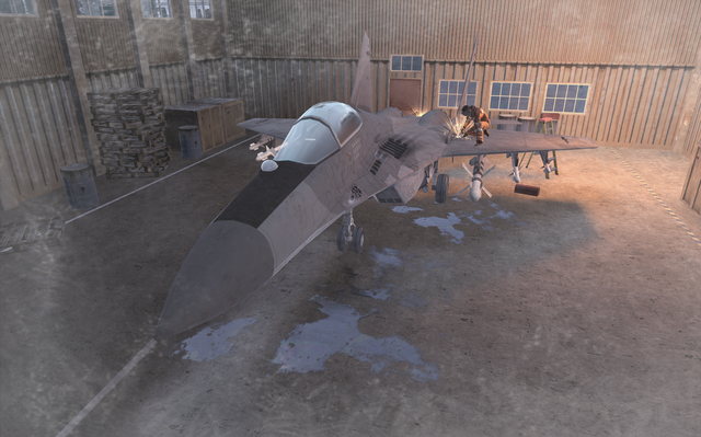 File:MiG-29 being repaired Cliffhanger MW2.png