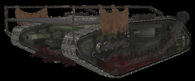 File:Mark IV Tank model BOII.png