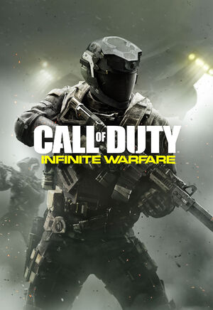 Game cover art IW