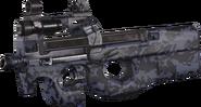 P90 Blue Tiger MWR