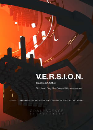 VERSION Cover