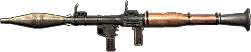 RPG-7 menu icon CoD4