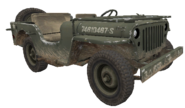 Jeep model WaW