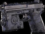 USP .45 Blue Tiger MWR