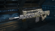 M8A7 Gunsmith Model Jungle Tech Camouflage BO3