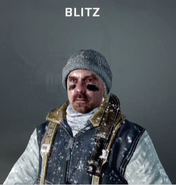 Blitz Face Paint BO