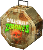 Rare Zombie Crate IW