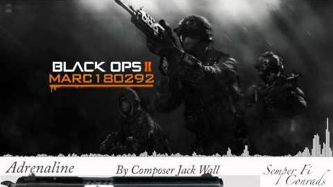 Black Ops 2 Soundtrack Adrenaline